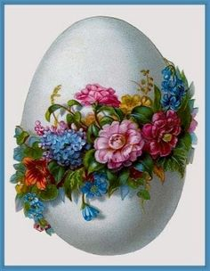 Customisable vintage easter gifts - t-shirts, posters, mugs, accessories and more from Zazzle. Choose your favourite vintage easter gift from thousands of available products. Vintage Greeting Cards, Vintage Postcards, Easter Vintage, Art D'oeuf, Diy Ostern, Easter Parade, Easter Printables, Egg Art, Easter Crafts