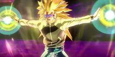 Dragon Ball Xenoverse 2 – una nuova trasformazione per il protagonista