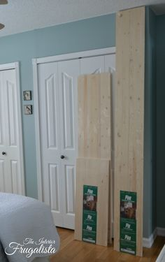 Hometalk :: Custom DIY Bookcases and a Window Seat in the Master Bedroom