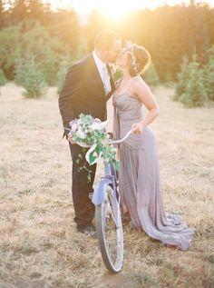 Photography: Julie Paisley - juliepaisleyphotography.com Wedding Dress: Gossamer - www.shopgossamer.com Venue: Mountainside Lavender Farm - www.mountainsidelavender.com   Read More on SMP: http://www.stylemepretty.com/2015/10/07/ethereal-lavender-field-wedding-inspiration/