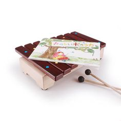 木琴 GRILLO(グリッロ) Wooden Toys, Suitcase, Wooden Toy Plans, Wood Toys, Woodworking Toys, Briefcase