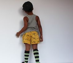 Daan looking COOL in his Bobo Choses outfit !! #blender #bobochoses