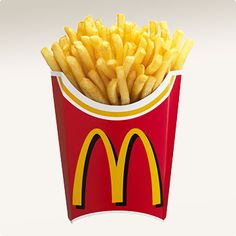 Mackadonalds fries... you know you want some