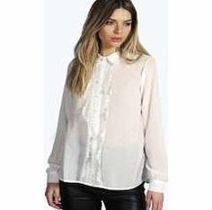 boohoo Lace Panel Long Sleeve Shirt - white azz16651 Make your top pop this season with sporty, baseball-style basic tees in quilted finishes with ribbed, stripe trims. Crew necks come in block colours, crop tops with mesh inserts and long sleeve jersey http://www.comparestoreprices.co.uk/womens-clothes/boohoo-lace-panel-long-sleeve-shirt--white-azz16651.asp