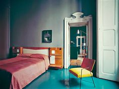 Jaw-Dropping Milan Apartment Looks Like an Oil Painting - Curbedclockmenumore-arrow :