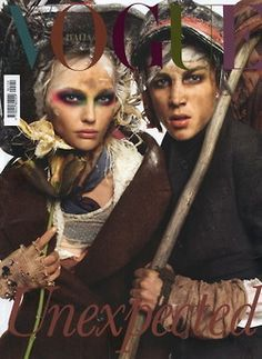 dirty face vogue cover