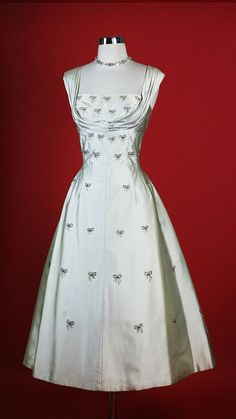 1950's Cocktail Dress                                                                                                                                                                                 More