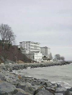 Ferienhaus Hafenpromonade in Sassnitz