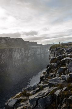 Dettifoss Canyon by Scotch Terrier on 500px