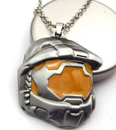 Halo Master Chief Necklace