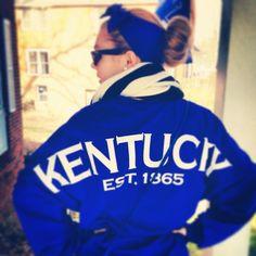 Spirit Football Jersey University of Kentucky