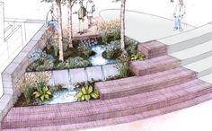 Urban Center Plaza Stormwater Retrofit