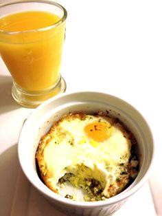 Eggs en Cocotte   TABLE+TEASPOON