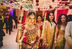 Entry of dulhan