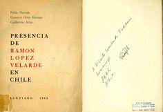 PABLO NERUDA, 1904 -