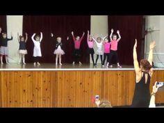 Enfants Eveil 2 avec Charlotte Entre2Danses Villeneuve Danse le Printemps 2017 ODEYA