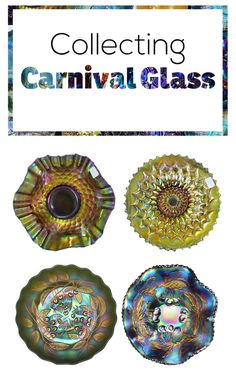 "From humble beginnings as a ""poor man's Tiffany,"" to places of honor in display cases, the history of carnival glass is long and storied. Those interested in collecting must be aware of knockoffs and reproductions if they want a truly authentic and vintage collection. Not sure where to start? Let us help."