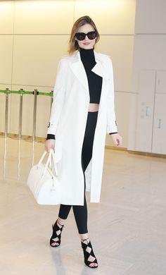 Miranda Kerr - April 12, 2016