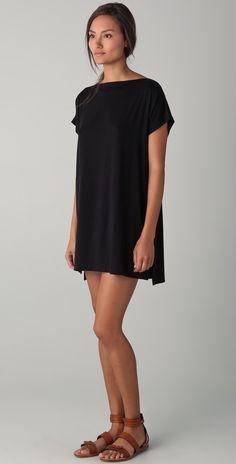 Vince. Prefect little black dress!