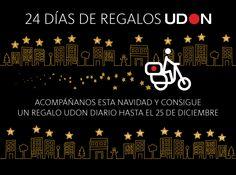 Acabo de participar en el #concurso 24 Días de regalos UDON @noodlesandfun de #Fb! Juegas?