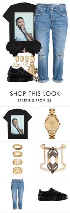 """Sans titre #354"" by lesliekabengele ❤ liked on Polyvore featuring Lacoste, Forever 21, Sole Society and Puma"