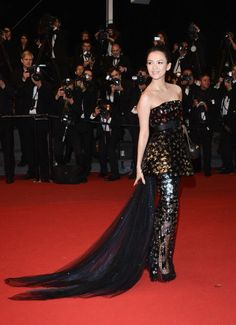 The absolute best of Cannes red carpet fashion: Zhang Ziyi in Chanel Haute Couture in 2013.