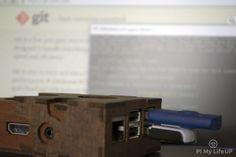 Use a Raspberry Pi to host your very own private git server.  http://pimylifeup.com/raspberry-pi-git-server/