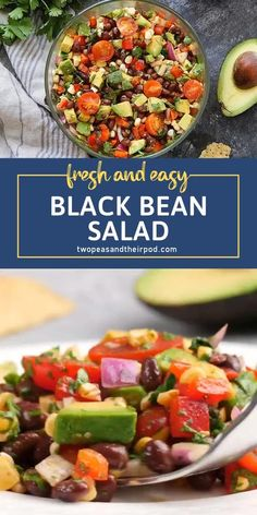 Taco Side Dishes, Picnic Side Dishes, Vegetarian Side Dishes, Vegetable Side Dishes, Vegan Dishes, Vegetarian Recipes, Vegan Vegetarian, Healthy Recipes, Recipes For One