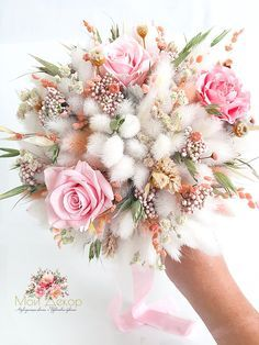 Small Flower Arrangements Wedding Bridal Bouquets – We'll love nearly every type of flower proper right here, from the usual … Small Flower Arrangements, Wedding Flower Arrangements, Small Flowers, Dried Flowers, Beautiful Flowers, Bridal Flowers, Flower Bouquet Wedding, Rose Bouquet, Bride Bouquets