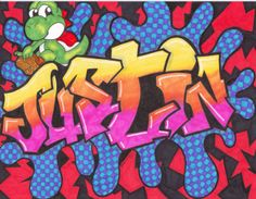 26 Signs Youre In Love With Graffiti Writing Website Graffiti Art, Graffiti Names, Graffiti Writing, Graffiti Tagging, High School Art, Middle School Art, Signs Youre In Love, 7th Grade Art, Teen Art