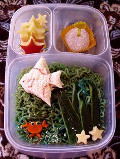 """""""non sandwich"""" lunch box ideas"""