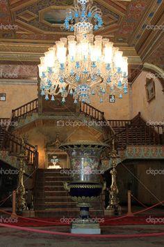 Dolmabahçe Sarayı - istanbul