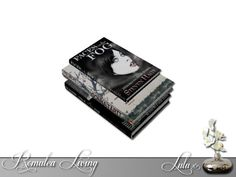 Lulu265's Romulea Living Decor Books