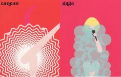 """le show"" Can Can vs Gaga Paris Vs New York by Vahram Muratyan"