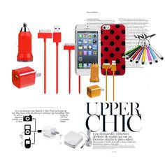 SmackTom Chargers & Stylus Style by smacktom on Polyvore
