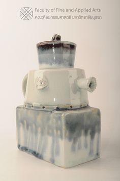 Buu.Ceramics NINPRAPA SILLA12  นิลประภา ศิลลา