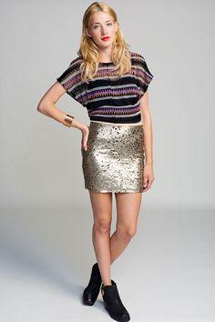 Koshka - Ladakh 'Warrior' Skirt  , $65.00 (http://www.shopkoshka.com/new-in/ladakh-warrior-skirt/)