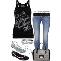 """Untitled #512"" by mzmamie on Polyvore"
