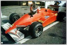 1982 Osella FA1D - Ford (test)