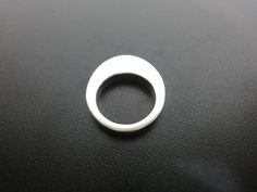Anel Confeccionado em Prata 950 Maciça Disponível: 2 unidades tamanho 15Encontre a maior variedade de Anel Elipse | Airu Produtos