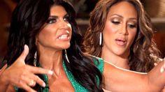 teresa melissa | The Family Feud Continues! Teresa Giudice & Melissa Gorga Faking ...