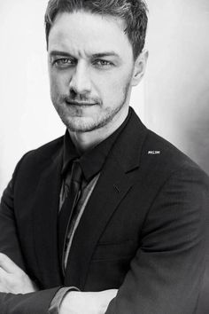 James McAvoy, for me he is a very good actor and a beautiful man.....