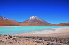 Licancabur, San Pedro de Atacama, Chile