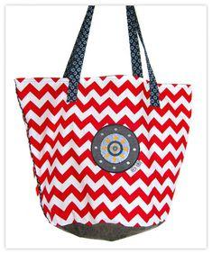 farbenmix Taschenspieler II Schnittmuster Sewing Hacks, Diaper Bag, Shoulder Bag, Bags, Fashion, Fabrics, Colors, Sewing Patterns, Handbags
