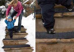 Heated Stairway Mats