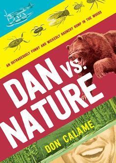 "When Dan's mom announces she's getting married, Dan must go camping with his soon-to-be stepfather Hank in order to ""bond."" He and his germaphobe best friend, Charlie, prepare a series of gross and embarrassing pranks. But the boys hadn't counted on a hot girl joining their trip or on getting separated from their wilderness guide. 9780763670719 / 14 & up"