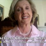 Interview: Mad Men actress Channing Chase lifts veil on Pete Campbell's mom! | Video Podcast Interview