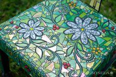 Cherie Bosela - Mosaic Art & PhotographySunday Morning