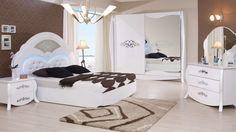 Son Moda Avangard Yatak Odası Takımı