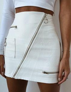Courtney Skirt 2.0 - White